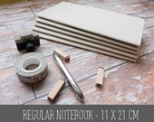 Midori, Notebook, Refills - Regular
