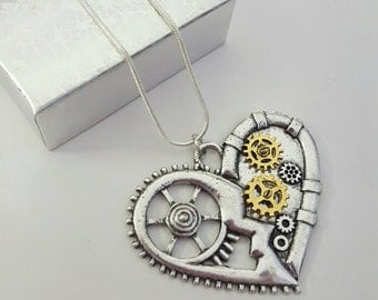 Gear Necklaces Automotive Jewelry Drift Girls Gear Heads Car Enthusiasts Car Jewelry