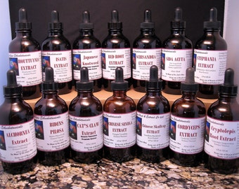 SPECIAL DEAL (3) 4 oz dropper bottles  Any of Our Extracts Your Choice  Free Shipping US