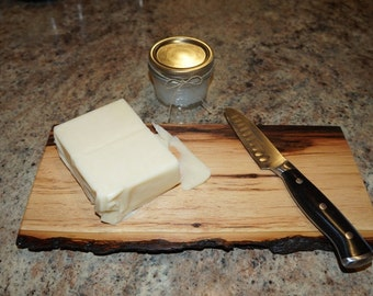 Hickory Cheese Board, Rustic Cheese Board, Personalized Cheese Board, Cheese Board, Engravable Cheese Board
