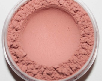 Crush Blush 3S, Mineral Blush with Shimmer, 30 gram sifter jar
