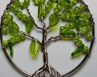 Tree of Life Suncatcher/mobile