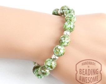 Women's Green Bracelet
