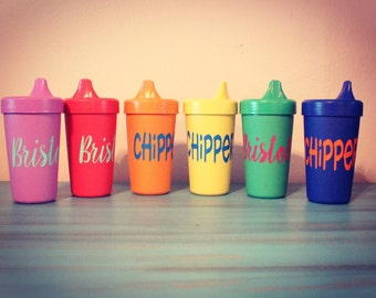 Bottle and Sippy cup labels (decals only)