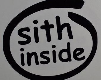 Sith Inside Decals