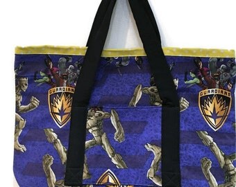 Sale Clearance Guardians of the Galaxy Tote Bag
