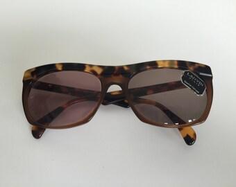 New Vintage Lanvin Tortoise Shell Sunglasses