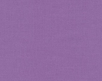 Kona Cotton Solid Fabric - Morning Glory - Sold by the 1/2 Yard