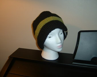 Hat-hat Unisex wool and acrylic, ready to ship