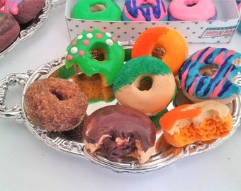 Dunkin Donuts Perfect Size for 18 inch Doll's, Compatible with American girl doll's 18 inch doll's