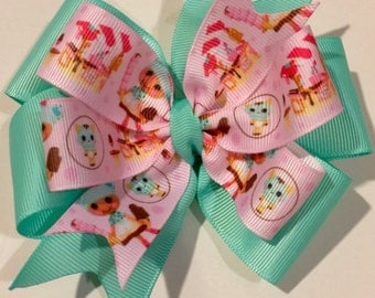 LaLaLoopsy Twisted Boutique Hairbow