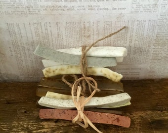 Travel soap sticks