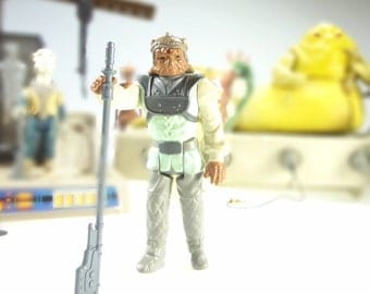 Nikto Action Figure 1983 Star Wars The Return Of The Jedi