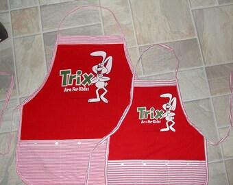 Trix are for Kids - Apron Set