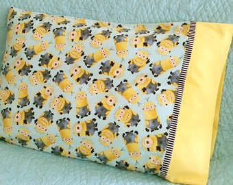 Minion Pillowcase