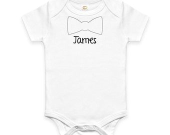 Boys' Personalized Onesies
