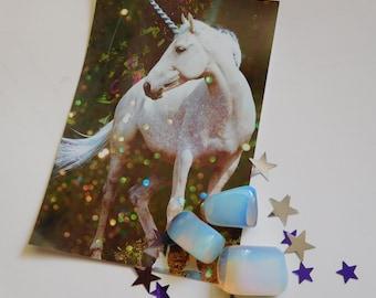 Attract Unicorns ~ Opalite