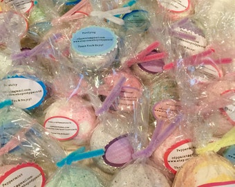 Wholesale Bath Bomb, Bridal Shower Gifts, Body & Foot Bomb, Party Favors Luxury Bath Bombs, Bulk Bath Bomb w/ Essential or Fragrance Oils!