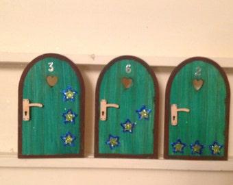 Elf pixie fairy door