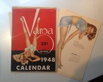 Alberto Vargas Pinup Pin up Pin-up calendar from the '40s Alberto Varga