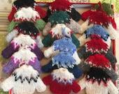 Perfect decoration - Handmade Icelandic mini wool sweaters