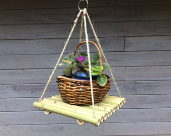 Hanging Platform for Plants, Fruits, or Vegetables