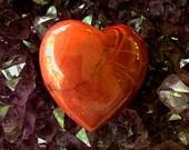 45mm Gemstone Hearts | Choose from Several Gemstones