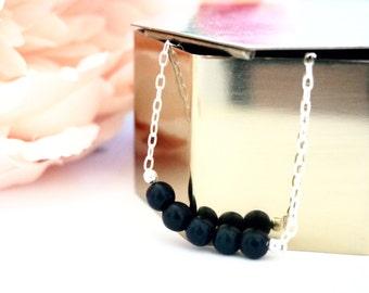 The Sahana Howlite Chain Bracelet
