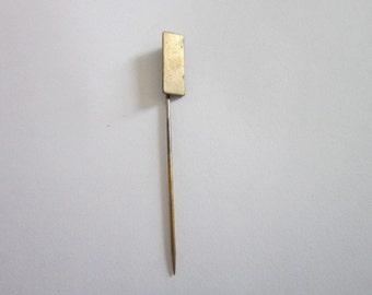 Antique Art Deco Hat Stickpin