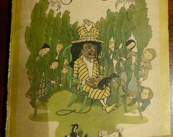 Rare FIRST EDITION: Fitzebutze. Allerhand Schnickschnack für Kinder. German Art Nouveau children's book. Exceptional lithographies!!!