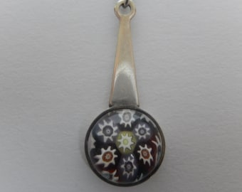 Vintage 1980s Caithness sterling silver necklace