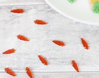 Easter Carrot Table Confetti - Easter Table Scatters - Table Confetti - Table Scatters - Carrot Table Decoration - Carrot Table Confetti