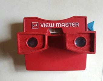 GAF View-Master