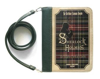 "Book clutch ""Sherlock Holmes"""