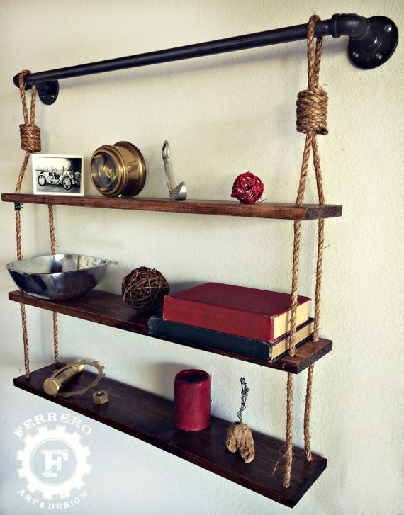 regal rustikal regal tvrack ablage sideboard x eiche x. Black Bedroom Furniture Sets. Home Design Ideas