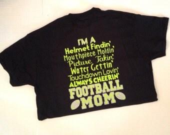 Football Mom shirt