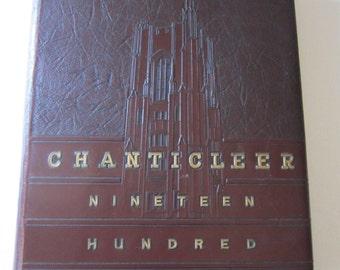 Duke University Year Book  1940  Chanticleer