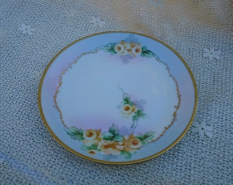 Vintage, Hutschenreuther Selb,  Collectable, 8 inch Plate, Made in Germany