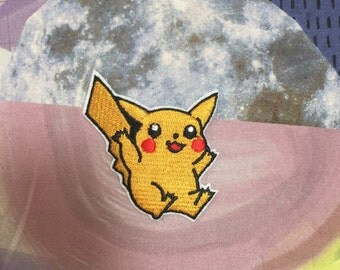 Pikachu patches