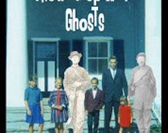 Growing Up With Ghosts: Signed Copy by Author