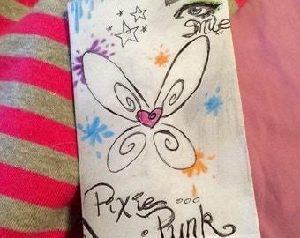 Graffiti Art Zine-Pixie Punk