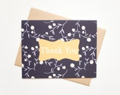 Thank You Card, Handmade ...