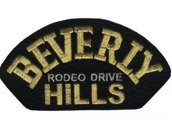 Beverly Hills Rodeo Drive Patch