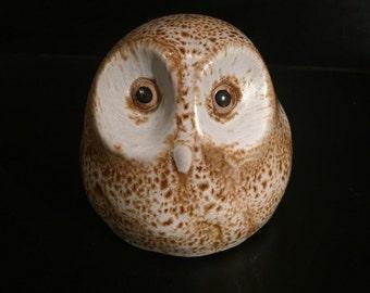 Vintage Pigeon Forge Owl Figurine
