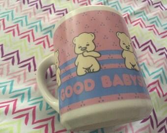 Vintage babysitter mug gift