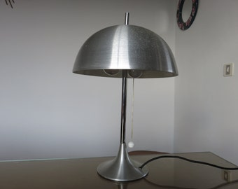 lamp mushroom foot Tulip éditions Disderot mid century 1960 1970 60