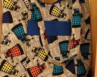 Dr. Who Dalek Purse/Bag