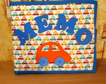 Memory and Matching Game - Educational children toy - Toddler felt game - game Travel