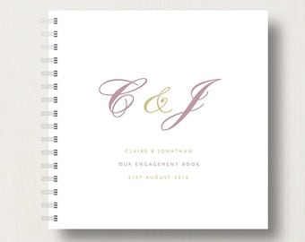 Personalised Engagement Book or Album