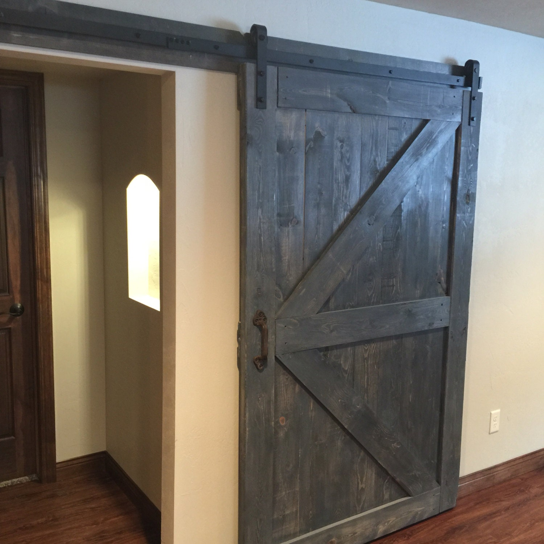 Barn door farmhouse decor barn board for Decor barn doors